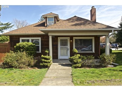 Single Family Home For Sale: 3508 NE 102nd Ave