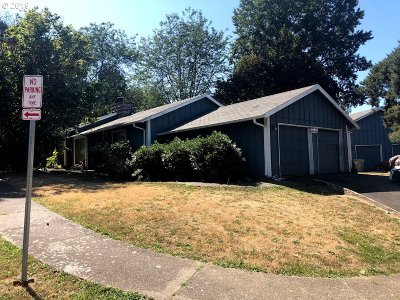 Washington County Multi Family Home Pending: 19755 SW 68th Ave