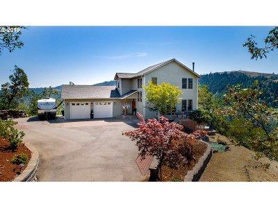 Roseburg Single Family Home For Sale: 117 Paradise Point Ln