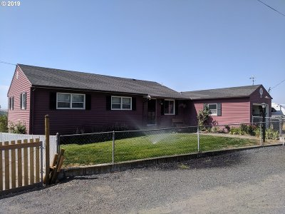 Pendleton Single Family Home For Sale: 1214 NW Furnish Pl
