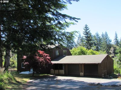 Brookings Single Family Home For Sale: 96606 Duley Creek Rd