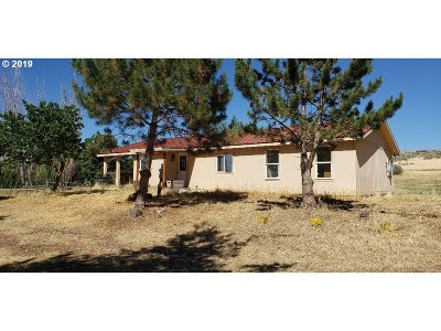 Hermiston Single Family Home For Sale: 81131 Cooney Ln