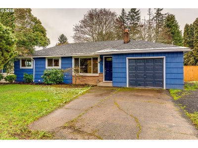 Salem Single Family Home For Sale: 808 S Browning Ave