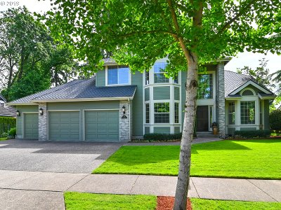 Eugene Single Family Home For Sale: 855 Fairway View Dr