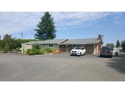 Tigard, King City, Sherwood, Newberg Commercial For Sale: 15025 SW Tualatin Sherwood Rd