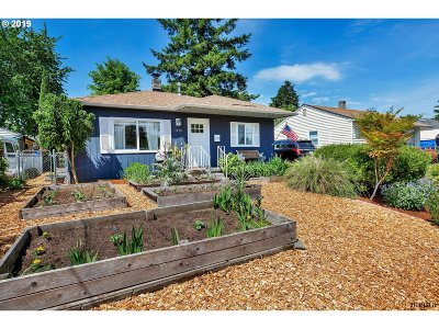 Single Family Home For Sale: 7415 SE 86th Ave