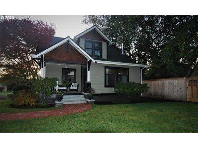 Camas Single Family Home For Sale: 407 SE Everett Rd