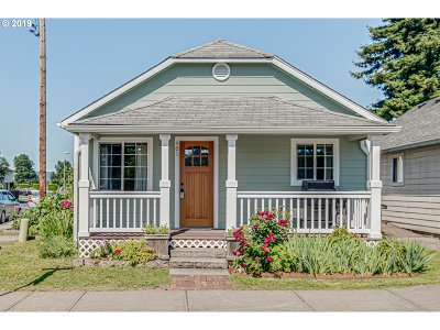 Woodland Single Family Home For Sale: 403 3rd St
