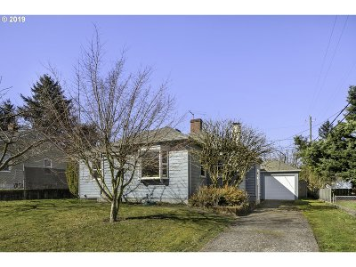 Single Family Home For Sale: 3657 NE 115th Ave