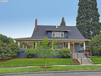Portland Single Family Home For Sale: 3407 NE 27th Ave