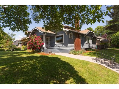 Portland Single Family Home For Sale: 6006 N Haight Ave