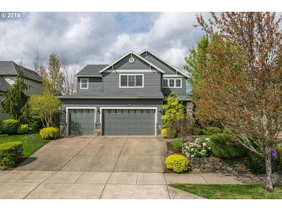 Happy Valley, Clackamas Single Family Home For Sale: 14941 SE Holland Loop