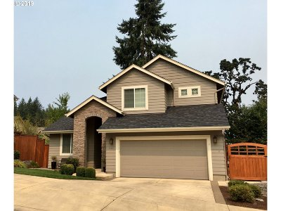 Eugene Single Family Home For Sale: 3411 Timberbrook Way