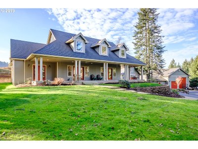 Lebanon Single Family Home For Sale: 30584 Ty Valley Rd