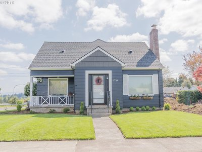 Vancouver Single Family Home For Sale: 3721 H St