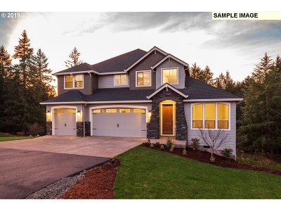 Ridgefield Single Family Home For Sale: 1638 S 46th Pl