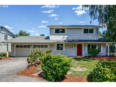 Salem Single Family Home For Sale: 965 Hulsey Ct