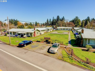 Clackamas County Multi Family Home Pending: 13214 SE River Rd