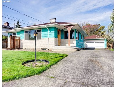 Single Family Home For Sale: 3621 NE 125th Ave