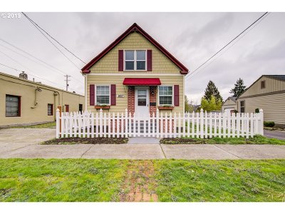 Portland Single Family Home For Sale: 1427 N Bryant St