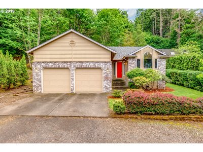 Tigard Single Family Home For Sale: 13796 SW Fern St