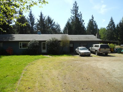 Oregon City Single Family Home For Sale: 17951 S Springwater Rd