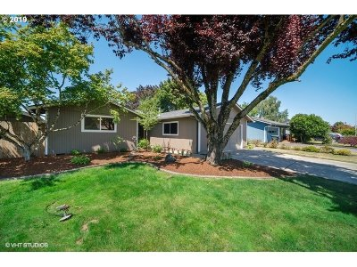 Salem Single Family Home For Sale: 4055 47th Ave