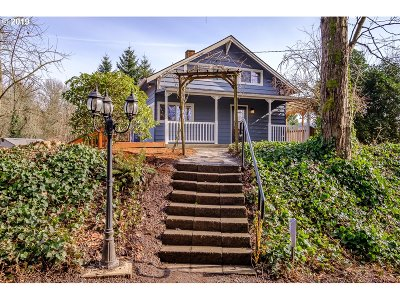 West Linn Single Family Home For Sale: 1551 5th St