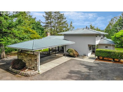 Multnomah County, Clackamas County, Washington County Single Family Home For Sale: 28201 SE Sweetbriar Rd