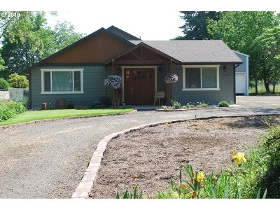 Oregon City Single Family Home For Sale: 11090 Beutel Rd