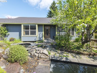Portland Single Family Home For Sale: 4738 SE 47th Ave