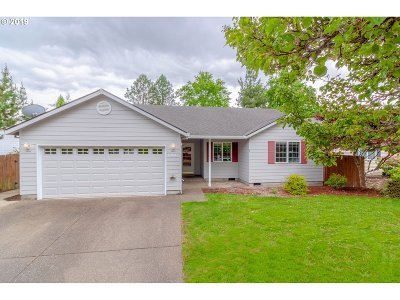 McMinnville Single Family Home For Sale: 1190 NE Grandhaven St