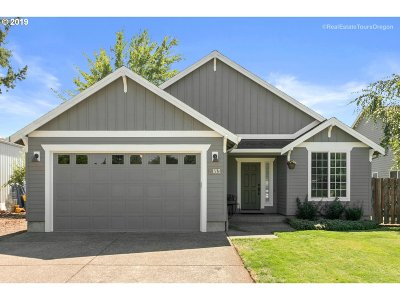 Canby Single Family Home For Sale: 183 NE 9th Ave