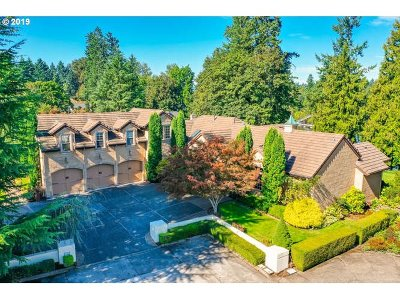 Wilsonville, Canby, Aurora Single Family Home For Sale: 8059 SW Edgewater E