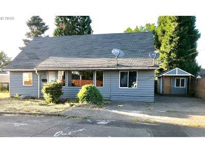 Portland Single Family Home For Sale: 2915 N Hunt St