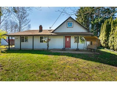 Salem Single Family Home For Sale: 4190 Sunnyview Rd