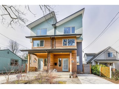 Single Family Home For Sale: 6115 N Concord Ave