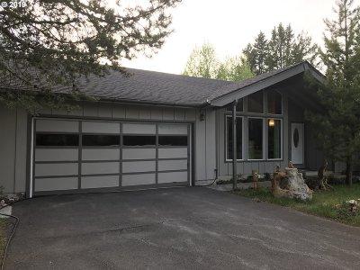 La Pine Single Family Home For Sale: 52485 Meadow Ln