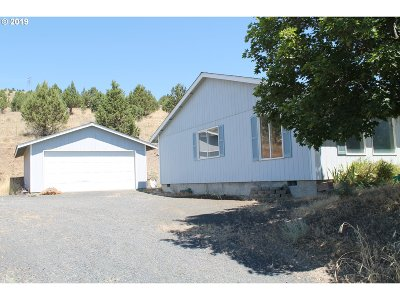 Grant County Single Family Home For Sale: 237 NW Charolais Hts