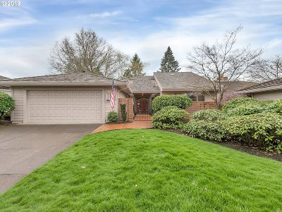 Wilsonville, Canby, Aurora Single Family Home For Sale: 7087 SW Arbor Lake Dr