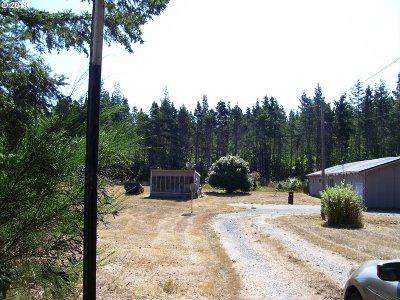 Bandon Single Family Home For Sale: 57525 Seven Devils Rd