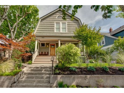Portland Single Family Home For Sale: 3616 N Borthwick Ave