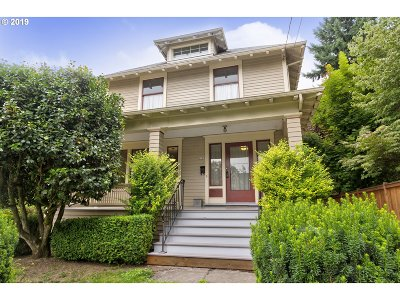 Single Family Home For Sale: 1927 NE 24th Ave