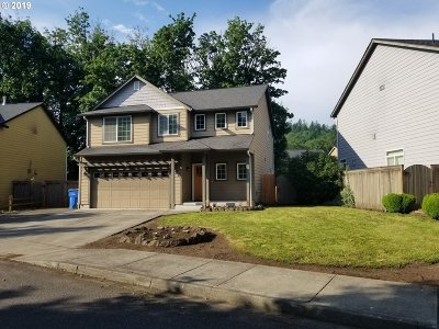 Washougal Single Family Home For Sale: 1483 51st St