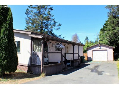 Bandon Single Family Home For Sale: 1167 NE 4th St