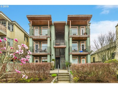 Portland Condo/Townhouse For Sale: 4040 N Montana Ave #1