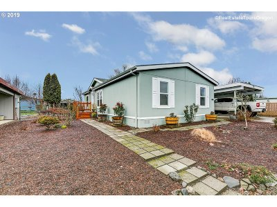 McMinnville Single Family Home For Sale: 1788 SW Alexandria St #59