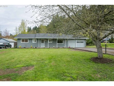 Milwaukie Single Family Home For Sale: 6450 SE Clackamas Rd
