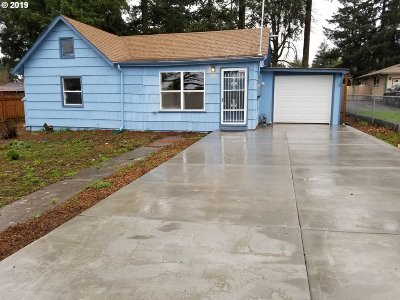 Portland Single Family Home For Sale: 1401 SE 148th Ave