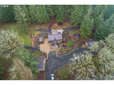 Sheridan Single Family Home For Sale: 23341 Doane Creek Rd